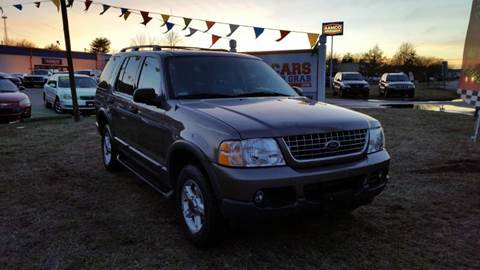 2003 Ford Explorer for sale at Cars 4 Grab in Winchester VA