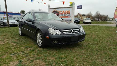 2007 Mercedes-Benz CLK for sale at Cars 4 Grab in Winchester VA