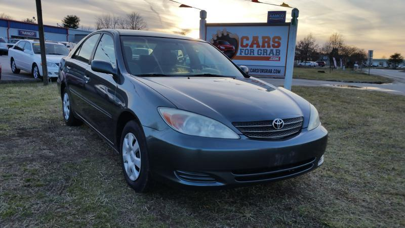 2002 toyota camry le 4dr sedan in winchester va cars 4 grab. Black Bedroom Furniture Sets. Home Design Ideas