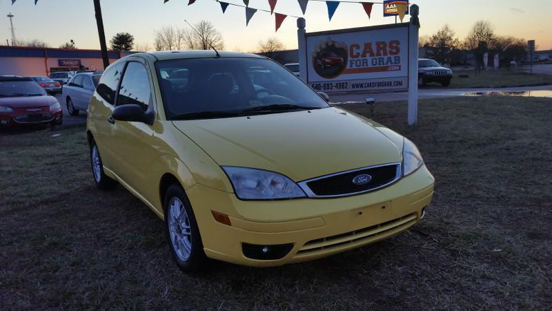 2005 Ford Focus for sale at Cars 4 Grab in Winchester VA
