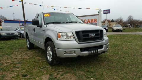 2005 Ford F-150 for sale at Cars 4 Grab in Winchester VA