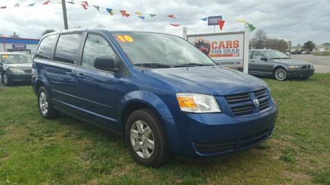 2010 Dodge Grand Caravan for sale at Cars 4 Grab in Winchester VA