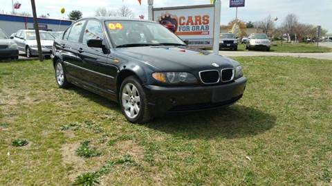 2004 BMW 3 Series for sale at Cars 4 Grab in Winchester VA