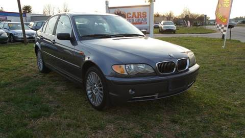 2003 BMW 3 Series for sale at Cars 4 Grab in Winchester VA