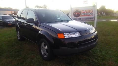 2005 Saturn Vue for sale at Cars 4 Grab in Winchester VA
