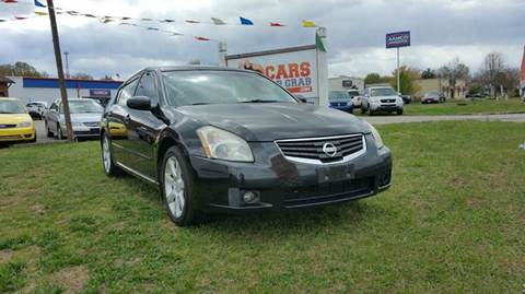 2007 Nissan Maxima for sale at Cars 4 Grab in Winchester VA