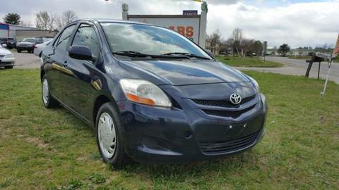 2007 Toyota Yaris for sale at Cars 4 Grab in Winchester VA