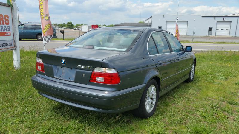 2001 Bmw 5 Series 530i 4dr Sedan In Fredericksburg VA - Cars For ...