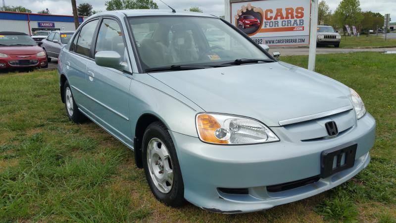 2003 Honda Civic Hybrid 4dr Sedan   Winchester VA