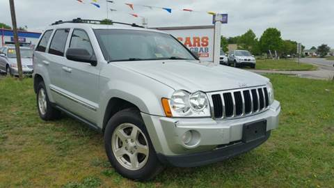 2005 Jeep Grand Cherokee for sale at Cars 4 Grab in Winchester VA