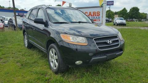 2008 Hyundai Santa Fe for sale at Cars 4 Grab in Winchester VA