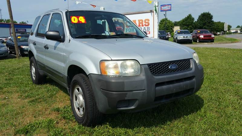 2004 ford escape xls 4wd 4dr suv in winchester va cars 4. Black Bedroom Furniture Sets. Home Design Ideas
