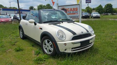 2007 MINI Cooper for sale at Cars 4 Grab in Winchester VA