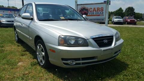 2004 Hyundai Elantra for sale at Cars 4 Grab in Winchester VA