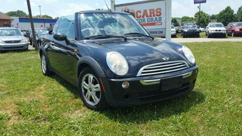 2005 MINI Cooper for sale at Cars 4 Grab in Winchester VA