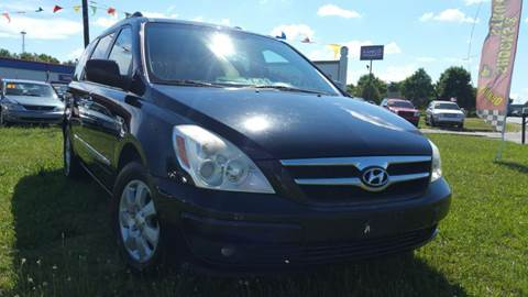 2007 Hyundai Entourage for sale at Cars 4 Grab in Winchester VA