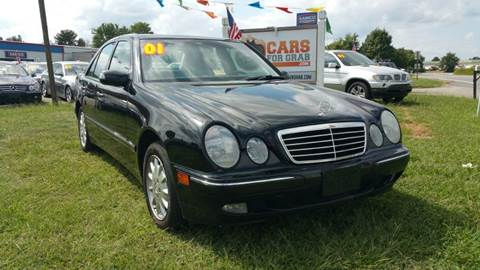 2001 Mercedes-Benz E-Class for sale at Cars 4 Grab in Winchester VA