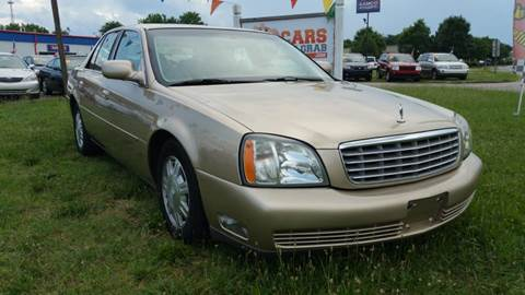2005 Cadillac DeVille for sale at Cars 4 Grab in Winchester VA