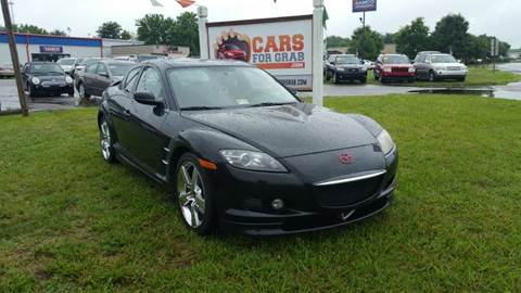 2007 Mazda RX-8 for sale at Cars 4 Grab in Winchester VA