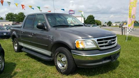 2003 Ford F-150 for sale at Cars 4 Grab in Winchester VA