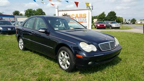 2002 Mercedes-Benz C-Class for sale at Cars 4 Grab in Winchester VA