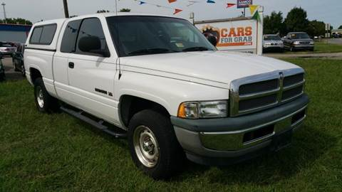 2000 Dodge Ram Pickup 1500 for sale at Cars 4 Grab in Winchester VA