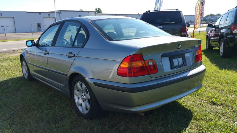 2004 BMW 3 Series 325i 4dr Sedan - Fredericksburg VA