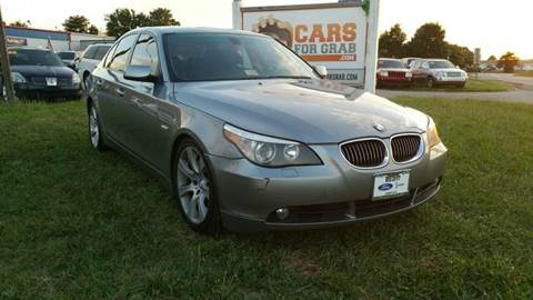 2004 BMW 5 Series for sale at Cars 4 Grab in Winchester VA