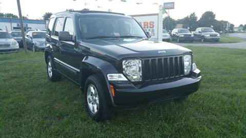 2010 Jeep Liberty for sale at Cars 4 Grab in Winchester VA