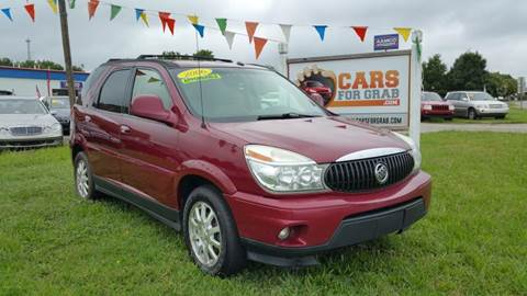 2006 Buick Rendezvous for sale at Cars 4 Grab in Winchester VA
