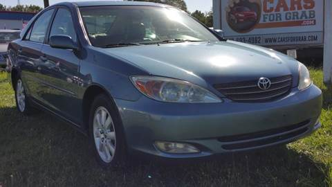 2004 Toyota Camry for sale at Cars 4 Grab in Winchester VA