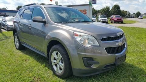 2010 Chevrolet Equinox for sale at Cars 4 Grab in Winchester VA