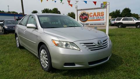 2009 Toyota Camry for sale at Cars 4 Grab in Winchester VA