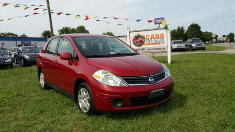 2011 Nissan Versa for sale at Cars 4 Grab in Winchester VA