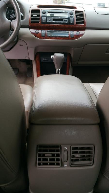 2003 Toyota Camry XLE 4dr Sedan - Fredericksburg VA