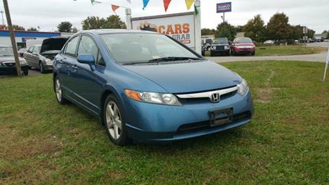 2008 Honda Civic for sale at Cars 4 Grab in Winchester VA
