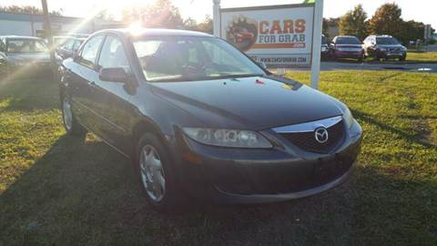 2003 Mazda MAZDA6 for sale at Cars 4 Grab in Winchester VA
