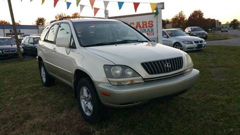 2000 Lexus RX 300 for sale at Cars 4 Grab in Winchester VA