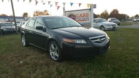 2006 Acura TL for sale at Cars 4 Grab in Winchester VA