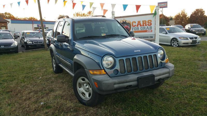 2005 Jeep Liberty Sport 4WD 4dr SUV - Fredericksburg VA