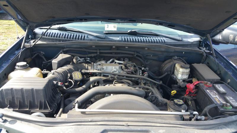 2005 Ford Explorer Eddie Bauer 4WD 4dr SUV - Fredericksburg VA