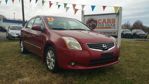 2011 Nissan Sentra for sale at Cars 4 Grab in Winchester VA