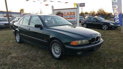 1997 BMW 5 Series for sale at Cars 4 Grab in Winchester VA