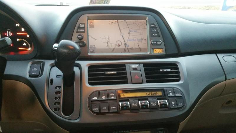 2007 Honda Odyssey TOURING - Fredericksburg VA