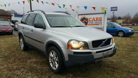 2004 Volvo XC90 for sale at Cars 4 Grab in Winchester VA