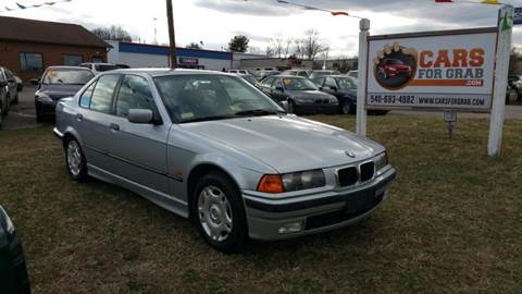 1997 BMW 3 Series for sale at Cars 4 Grab in Winchester VA