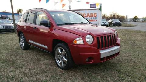 2007 Jeep Compass for sale at Cars 4 Grab in Winchester VA