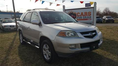 2005 Acura MDX for sale at Cars 4 Grab in Winchester VA