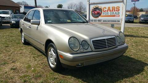 1997 Mercedes-Benz E-Class for sale at Cars 4 Grab in Winchester VA