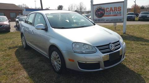 2009 Volkswagen Jetta for sale at Cars 4 Grab in Winchester VA